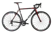 Cube Cross Race black 'n' red